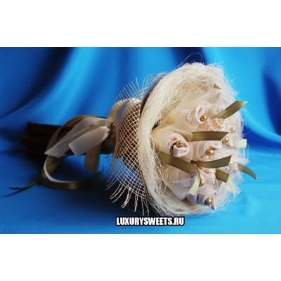 Букет из носков Шепот моря