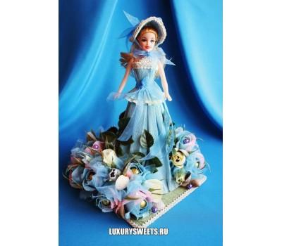Кукла из конфет Афродита