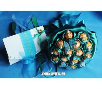 Букет из конфет Тиффани