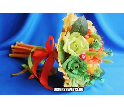 Букет из конфет Весенний вальс 2