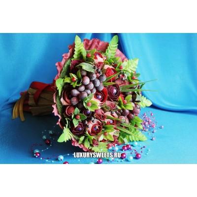 Букет из конфет Романтика