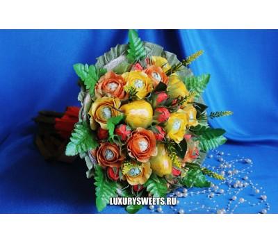 Букет из конфет Анастасия 2