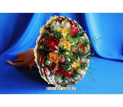 Букет из конфет Шахерезада