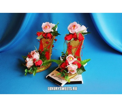 Композиция Сказка о паре волшебных туфелек