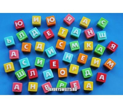 Мыло ручной работы Мыльные Буквы