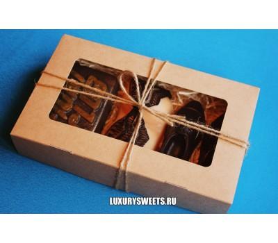 Мыло ручной работы Набор в коробочке Мачо