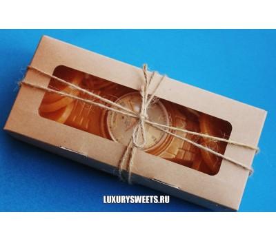 Мыло ручной работы Набор в коробочке Золотые часы