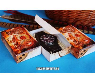 Мыло ручной работы Набор подарочный Часы