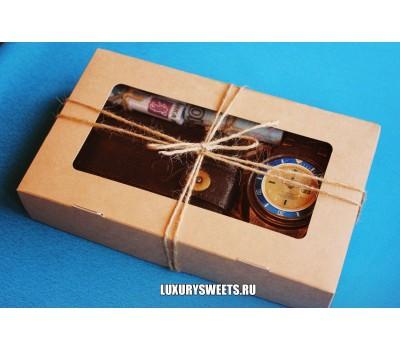 Мыло ручной работы Набор в коробочке Час пик