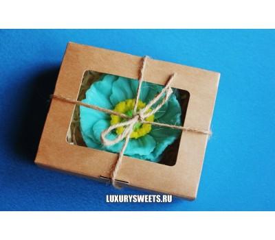 Мыло ручной работы Набор в коробочке Мак гималайский
