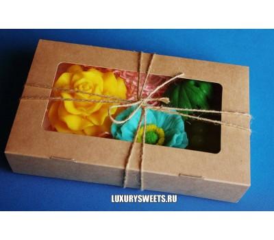 Мыло ручной работы Набор в коробочке Арома