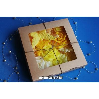 Мыло ручной работы Набор в коробочке Цветущая аллея