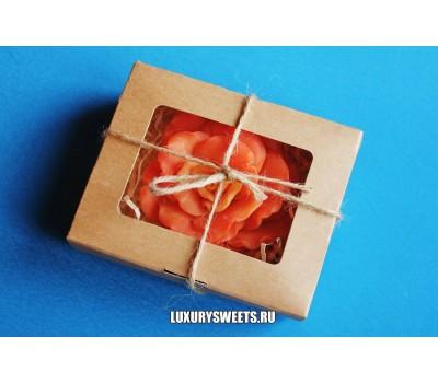 Мыло ручной работы Набор в коробочке Роза