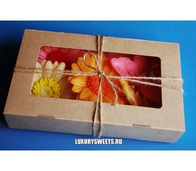 Мыло ручной работы Набор в коробочке Весна