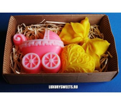Мыло ручной работы Набор для малыша