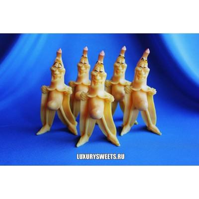 Мыло ручной работы Банан - хулиган