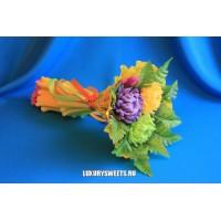 Букет из мыла ручной работы Хризантемы Мини