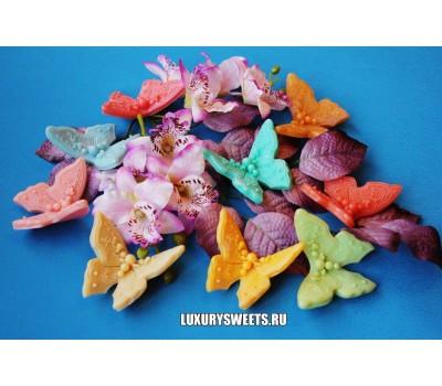 Мыло ручной работы Бабочка жемчужная