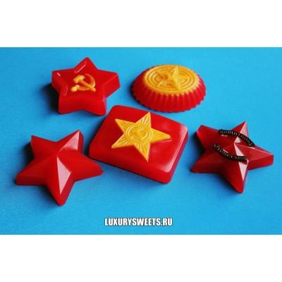 Мыло ручной работы Из России с любовью