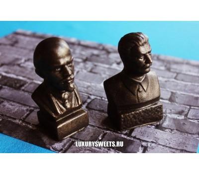 Мыло ручной работы Сталин и Ленин 60г