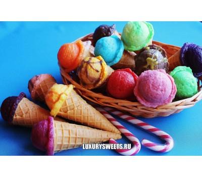 Мыло ручной работы Мороженое