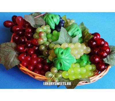 Мыло ручной работы Гроздь винограда