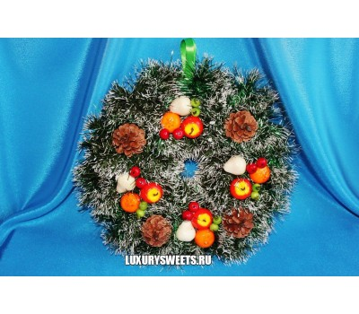 Рождественский венок 2