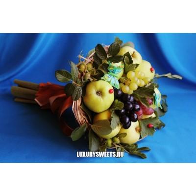 Букет из фруктов Виноградная долина