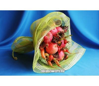 Букет из фруктов Осенний микс