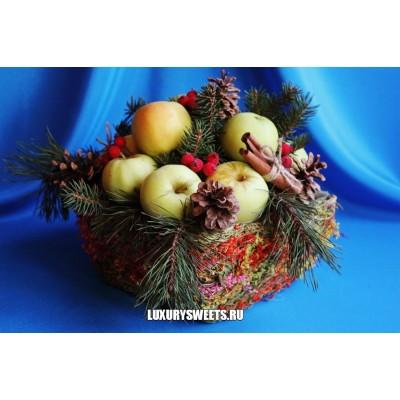 Фруктовое лукошко Яблочный нектар