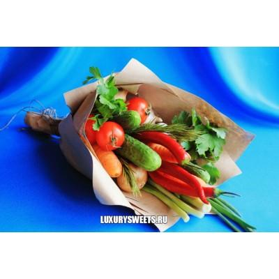 Букет из овощей Иммунитет