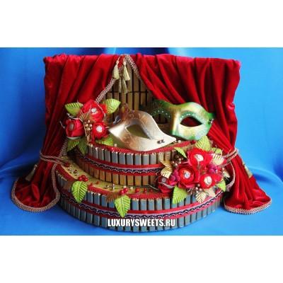 Торт - сцена Мой дом - ТЕАТР