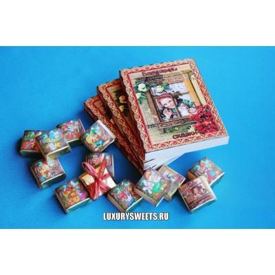 Оформление коробки конфет 18
