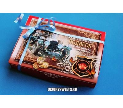 Оформление коробки конфет 11