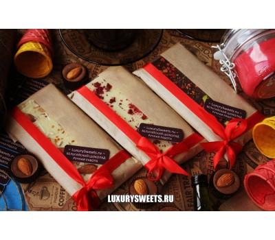Упаковка для шоколада ручной работы