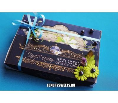 Оформление коробки конфет 8