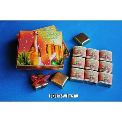 Оформление коробки конфет 16