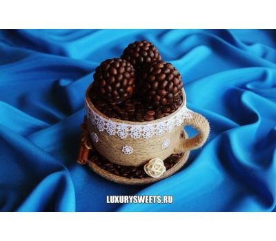 Композиция из кофе Кофейная чашка