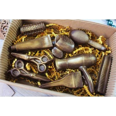 Набор из шоколада ручной работы Дамский 90 г