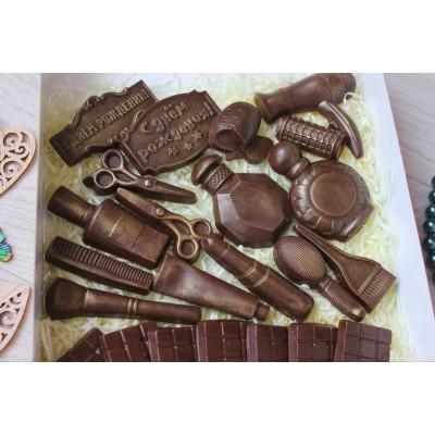 Набор из шоколада ручной работы Дамские штучки 290 г