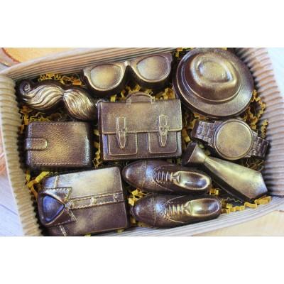 Набор из шоколада ручной работы Престиж 130 г