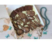 Набор из шоколада ручной работы Дамские штучки 300 г