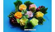 Цветы, слова, упаковка, разное